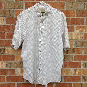 Cabela's Men's Size Large Short Sleeve Shirt NWOT